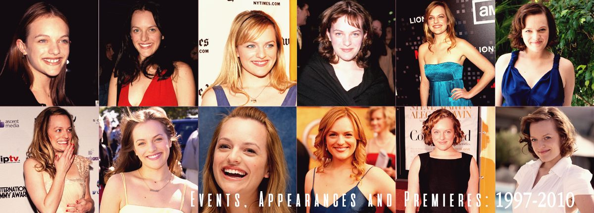 Events, Appearances and Premiere Photos – 1997 – 2010