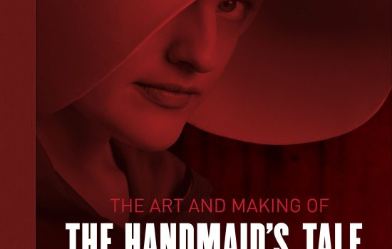 Book: The Art and Making of The Handmaid's Tale